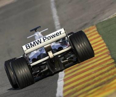 Kubica jak Villeneuve
