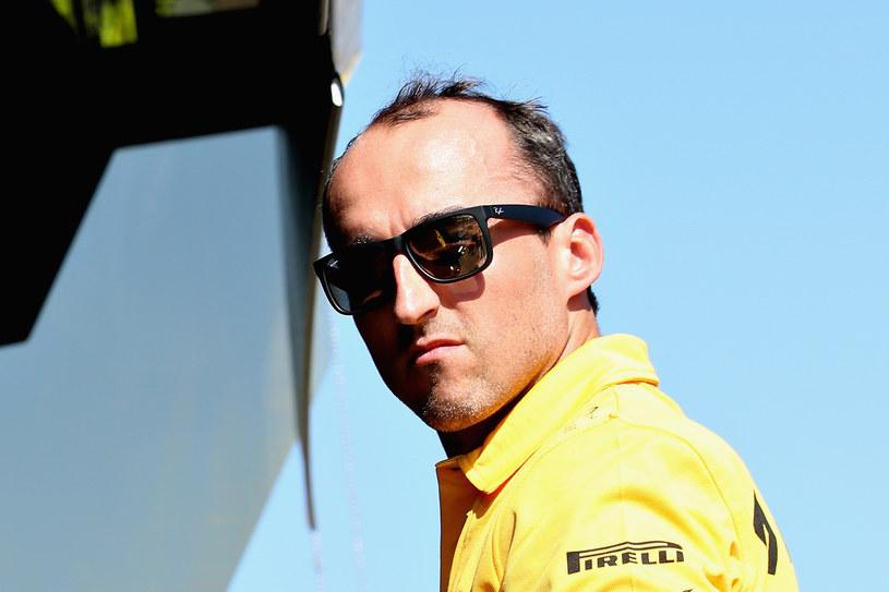 Kubica jeszcze nie podpisał kontraktu z Williamsem /Getty Images