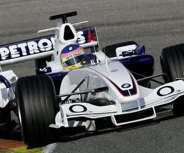 Kubica jeździ coraz szybciej