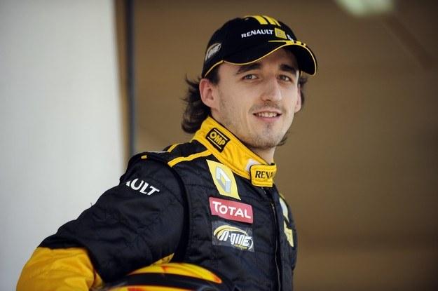 Kubica jeździł dla Niemca, teraz będzie dla Francuza /AFP