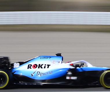Kubica o testach w Bahrajnie. Co było nie tak? (ELEVEN SPORTS). WIDEO