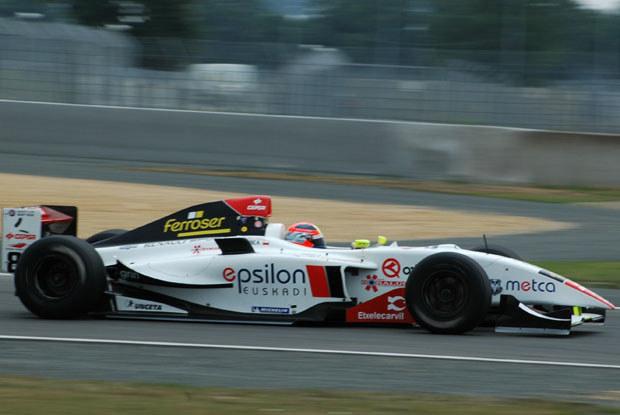 Kubica podczas wyścigu na torze Le Mans / kliknij /INTERIA.PL
