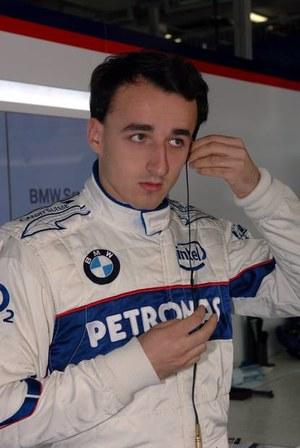 Kubica przed GP Hiszpanii