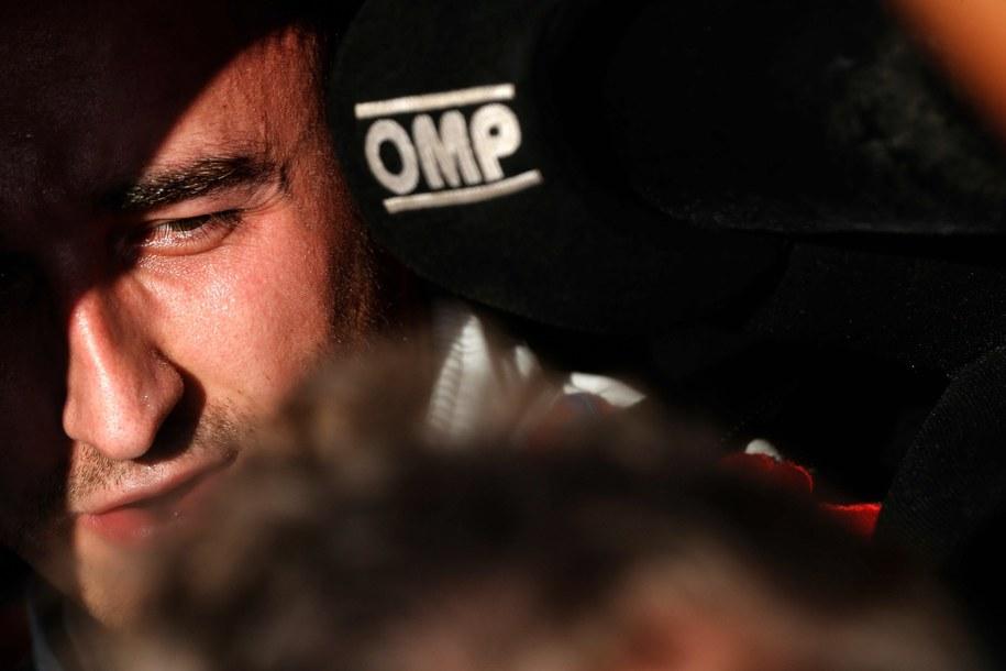 Kubica szykuje się do startu na Sardynii /ANDRE LAVADINHO /PAP/EPA