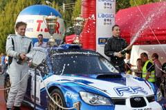 Kubica wygrał rajd we Włoszech