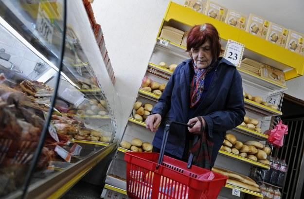 """Kubki z napisem """"Cappuccino"""" w zakupowym koszyku nie powinny się znaleźć /AFP"""