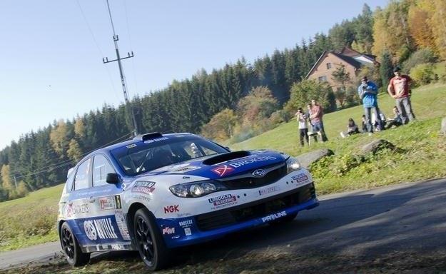 Kuchar i Baumgartner pojadą Imprezami WRX STi / Fot: Jacek Żurawski /