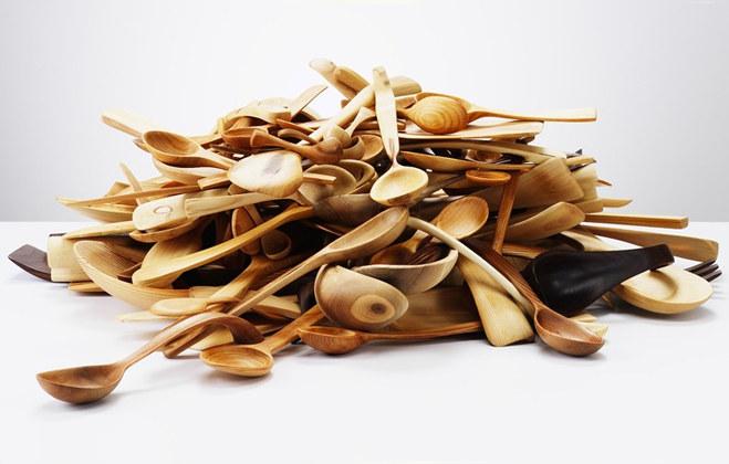 kuchenne łyżki /© Photogenica