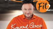 """""""Kuchnia Fit 2. Wspólne gotowanie"""" Konrada Gacy"""