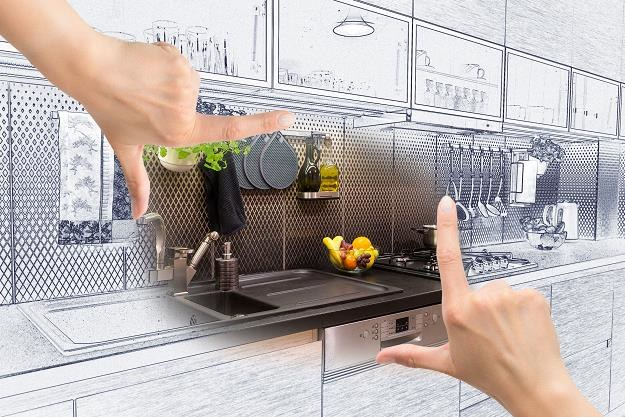 Kuchnia może kosztować wiele tysięcy złotych /©123RF/PICSEL