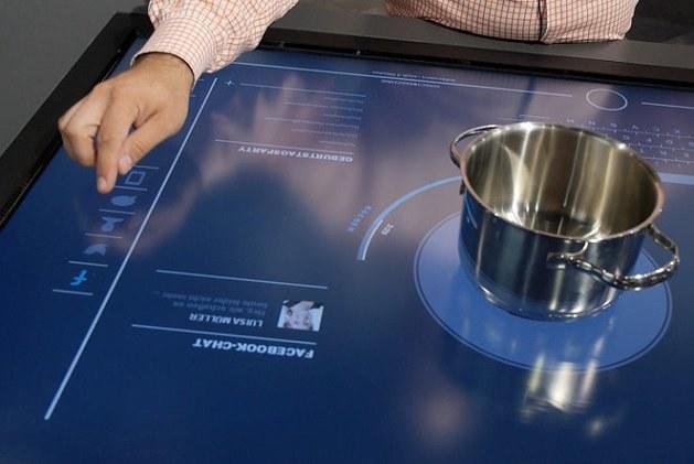 Kuchnia przyszłości według firmy Whirlpool Źródło: reviewed.com. /materiały prasowe