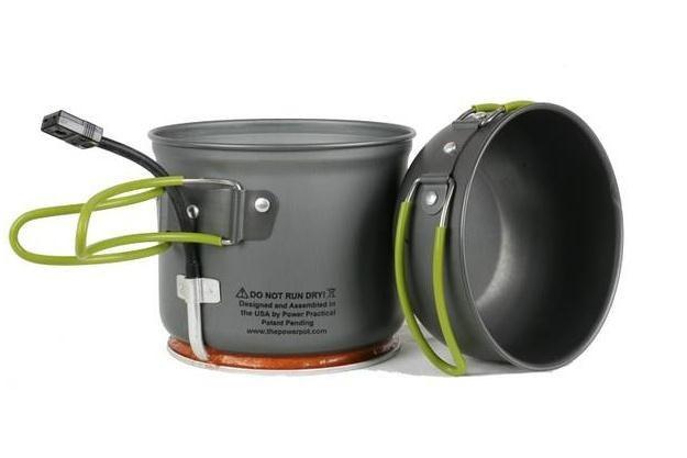 Kuchnio-ładowarka PowerPot /materiały prasowe