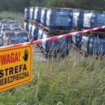 Kujawsko-pomorskie: Policja odkryła składowisko odpadów chemicznych