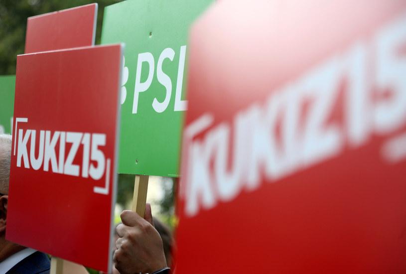 Kukiz'15 i PSL podpisały porozumienie programowe na wybory parlamentarne / Jakub Kamiński    /East News