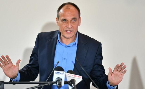 Kukiz: Nie ma opcji, żebym współpracował z Konfederacją. Walczę o centrum