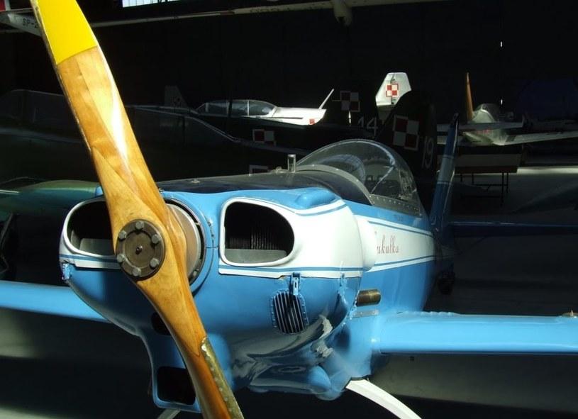 Kukułka w hangarze Muzeum Lotnictwa Polskiego w Krakowie /S.Zagórski /INTERIA.PL