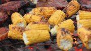 Kukurydza grillowana na ostro