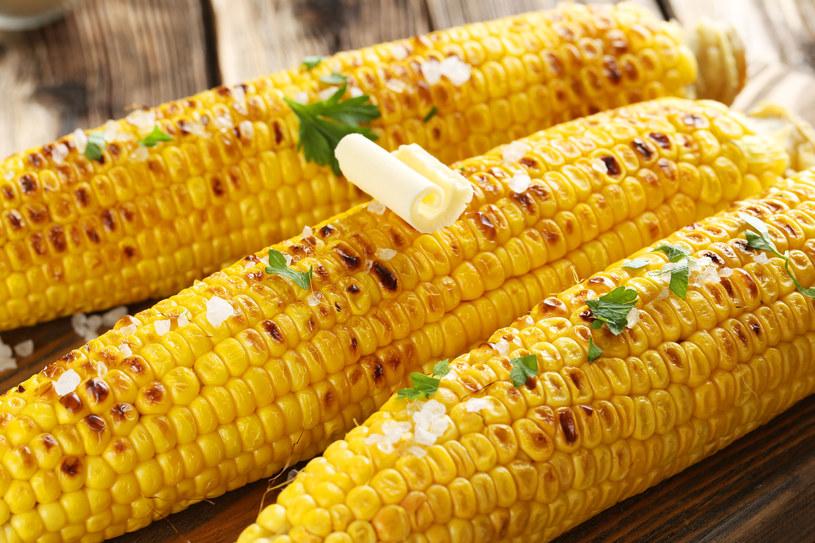 Kukurydza z grilla ma wyjątkowy smak /123/RF PICSEL