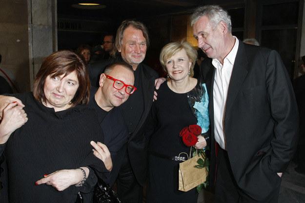 Kulczyk przyjaźnił się z wieloma znanymi osobami /Engelbrecht /AKPA
