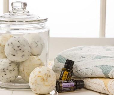 Kule kąpielowe na przeziębienie i grypę