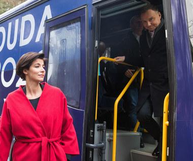 Kulisy odejścia byłej szefowej kampanii Andrzeja Dudy