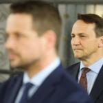 Kulisy zarządu PO. Sikorski zraził do siebie wierchuszkę Platformy