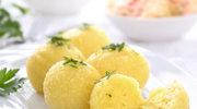 Kulki z gotowanych ziemniaków