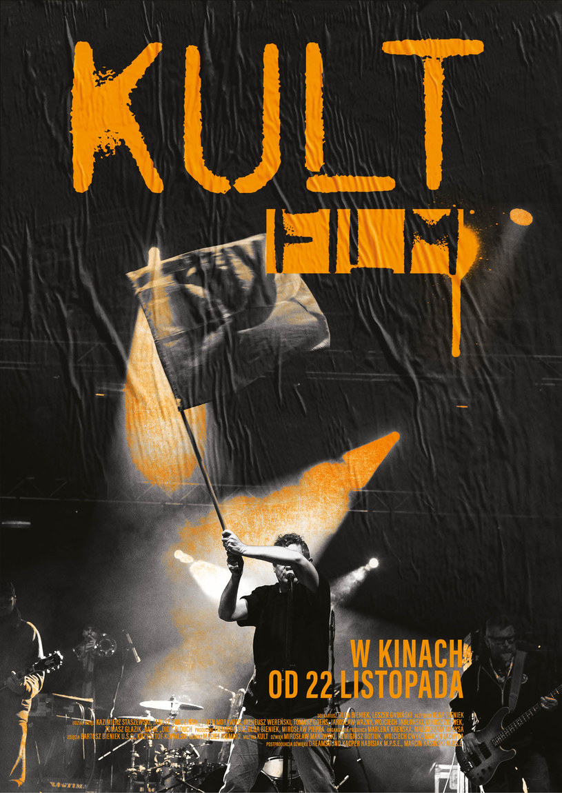 """Kult. Film"" trafi do kin 22 listopada /materiały dystrybutora"