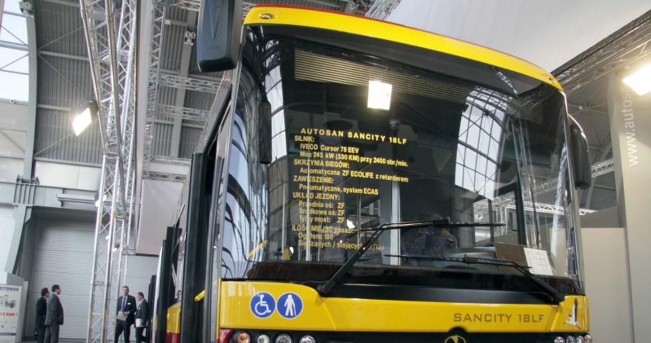 Kultowe sanockie autobusy