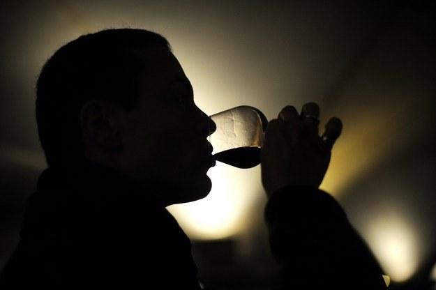 Kultura spożycia alkoholu sie zmienia /AFP