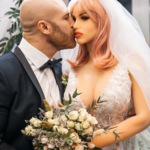Kulturysta poślubił seks-lalkę, z którą był w związku od dwóch lat
