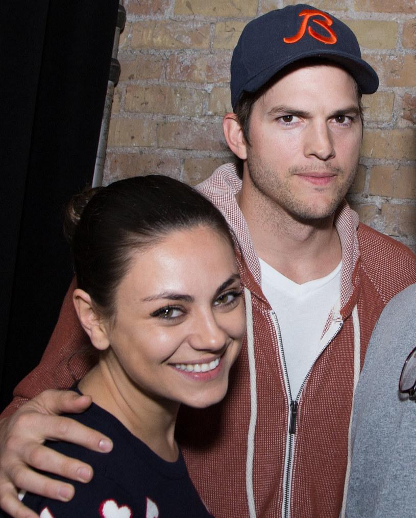 Kunis i Kutcher są parą od 2012 roku /Anna Webber /Getty Images