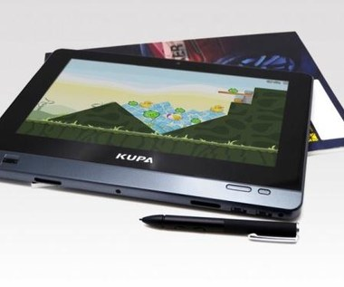 Kupa: Tablet z Windowsem na CES 2012
