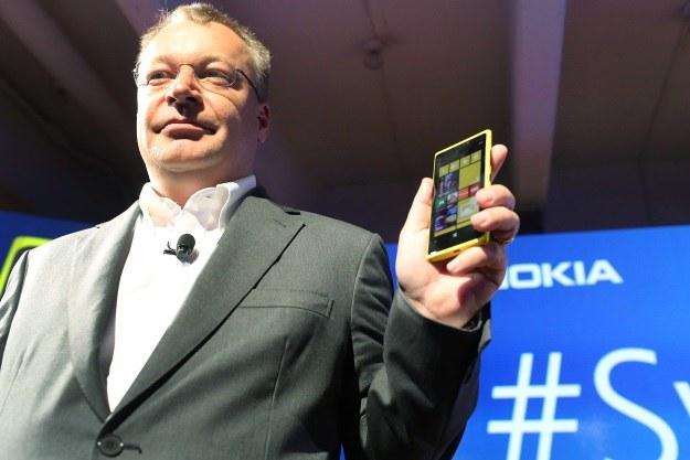Kupili Nokię, teraz to Nokia będzie kupować /AFP