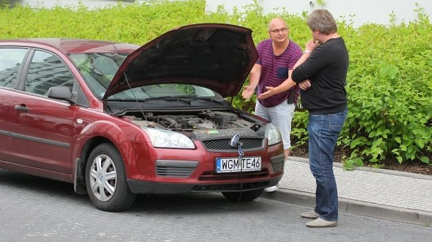 Kupowanie auta /Motor