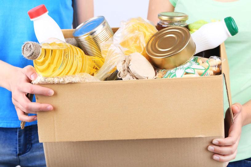 Kupowanie żywności /©123RF/PICSEL