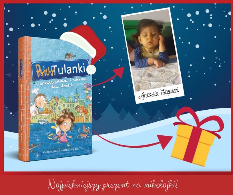 Kupując książkę, dajesz wspaniały prezent nie tylko własnemu dziecku, ale także Tosi /archiwum prywatne