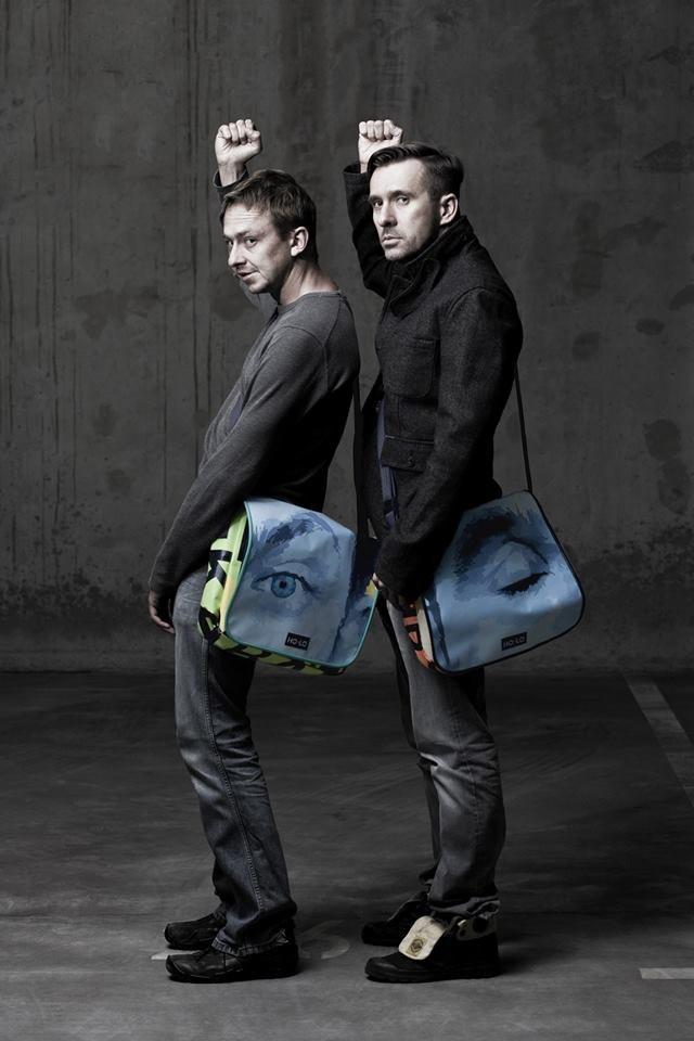 Kupując torbę od Formacji Chatelet niesiesz pomoc /Przemek Kuciński & ASKYDIDIT  /materiały prasowe