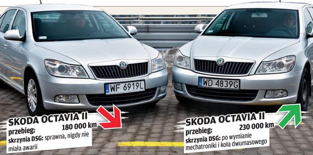 Kupując używane auto z DSG, wybieraj takie, które ma już naprawioną skrzynię. /Motor