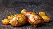 Kurczak duszony z ziemniakami