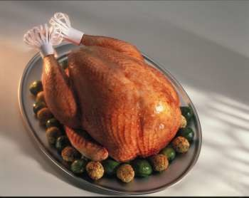 Kurczak ma dużą zawartość białka /© Photogenica
