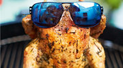 Kurczak na puszce piwa