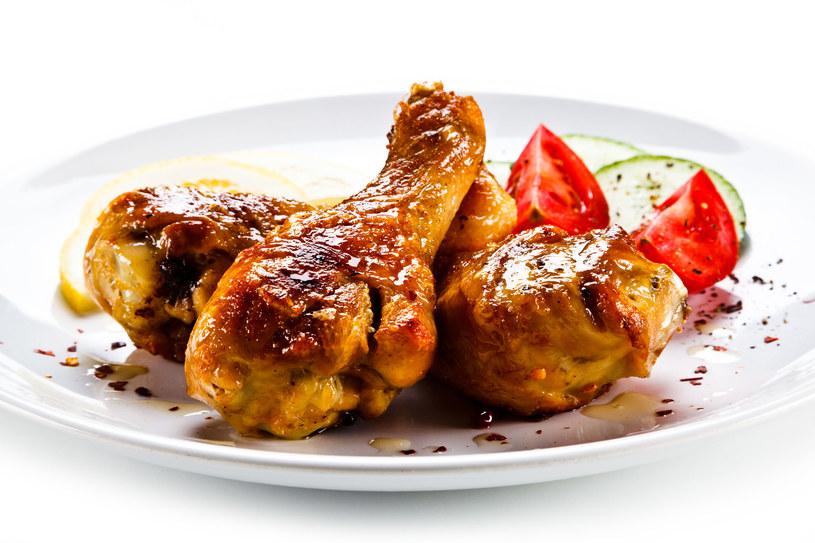 Kurczak pieczony w coli /123RF/PICSEL