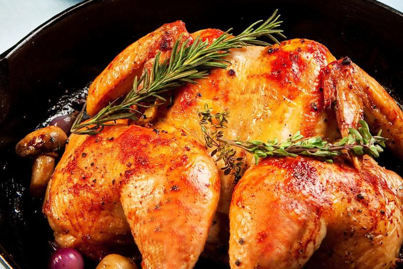 Kurczak pieczony /123RF/PICSEL