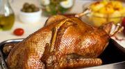 Kurczak w glazurze z orzechówką