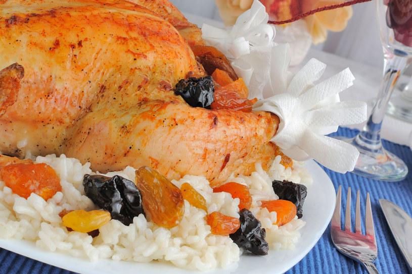 Kurczak w morelach /123RF/PICSEL