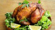 Kurczak w ziołowej panierce