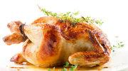 Kurczak w ziołowej skorupce