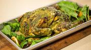 Kurczak z ziołami i pesto