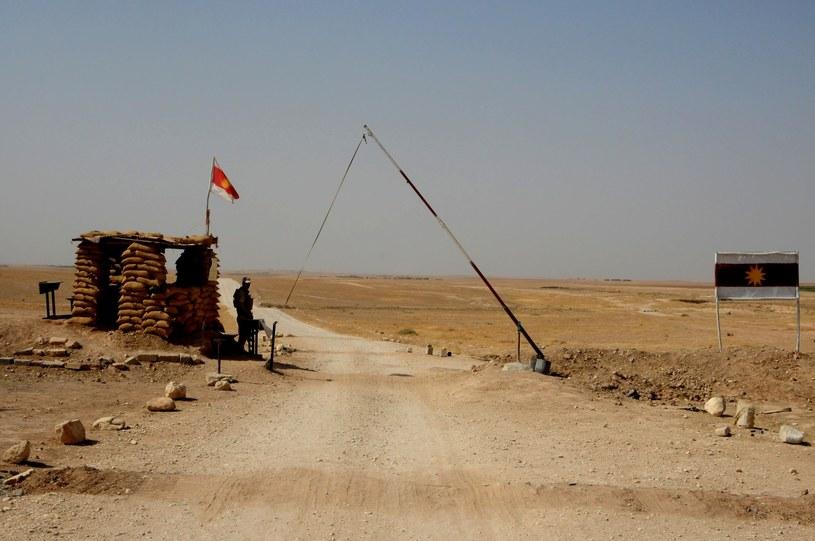 Kurdystan, zdj. ilustracyjne /Teun Voeten /Reporter